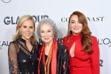 Tory Burch Margaret Atwood 2019 Glamour Women Of The Year Awards - Arrivals And Cocktail