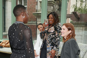 Danai Gurira Tiffany Haddish Photos Photo