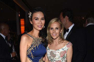 Tory Burch Michael Kors and iTunes After Party at the Mark Hotel