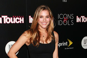 "Actress/singer Susie Abromeit attends In Touch Weekly's annual ""Icons & Idols"" celebration at Bar Marmont on September 12, 2010 in West Hollywood, California."