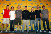 George Hincapie and Lance Armstrong Photos Photo