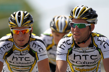 Mark Cavendish Mark Renshaw Tour of California Preview