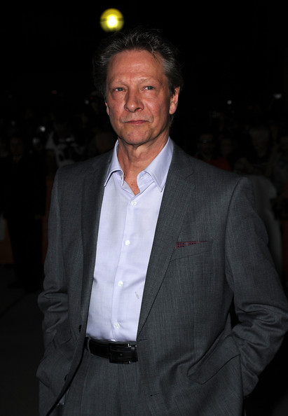 chris cooper wife