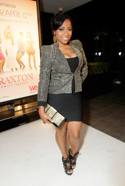 toya carter 2011. Toya Carter - WE tv Celebrates