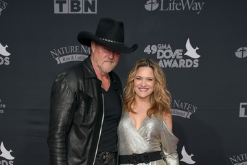 Trace Adkins 49th Annual GMA Dove Awards - Arrivals