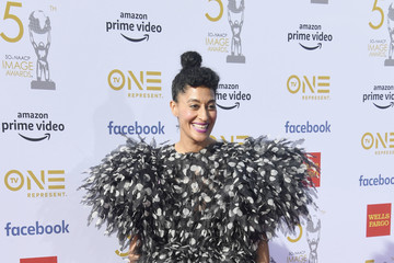 Tracee Ellis Ross 50th NAACP Image Awards - Arrivals