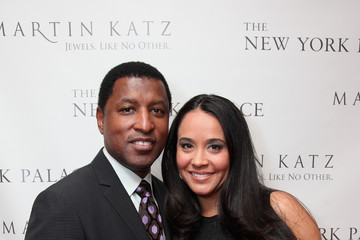 Tracey Edmonds Martin Katz Jewel Suite Debuts At The New York Palace