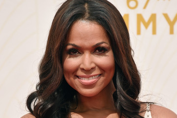 Tracey Edmonds 67th Annual Emmy Awards - Red Carpet