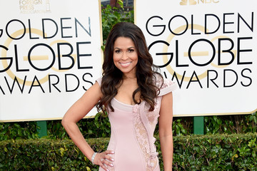 Tracey Edmonds Arrivals at the Golden Globe Awards — Part 2