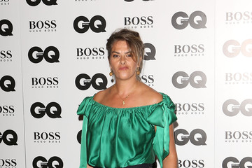 Tracey Emin Arrivals at the GQ Men of the Year Awards — Part 4
