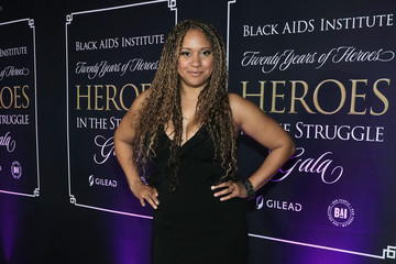Tracie Thoms Black AIDS Institute's Heroes In The Struggle Gala 2020