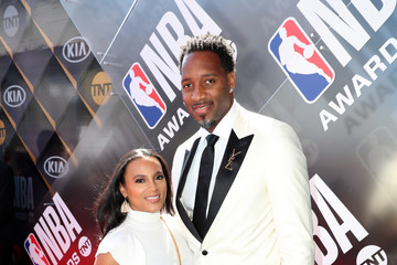Tracy McGrady 2018 NBA Awards - Red Carpet