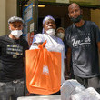Tracy Morgan Food Bank For New York City Distributes Essentials To Families In Need For Father's Day