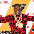 Tracy Morgan L.A. Premiere Of Netflix's 'Dolemite Is My Name' - Arrivals