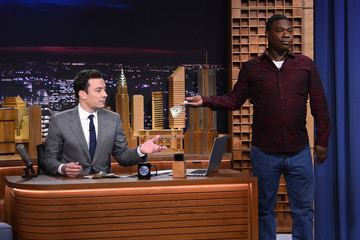 "Tracy Morgan ""The Tonight Show Starring Jimmy Fallon"" Debut Episode"