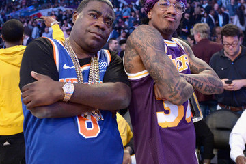 Tracy Morgan NBA All-Star Game 2018