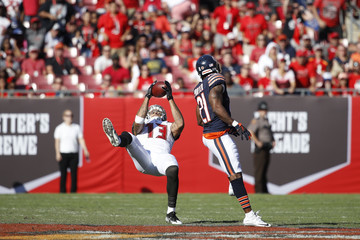 Tracy Porter Chicago Bears v Tampa Bay Buccaneers
