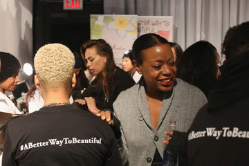 Tracy Reese SheaMoisture At Tracy Reese F/W '15 - Backstage