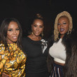Claire Sulmers and Vivica A. Fox