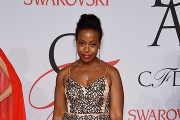 Tracy Reese 2015 CFDA Fashion Awards - Inside Arrivals