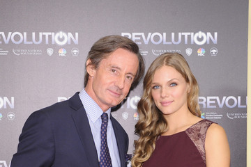 Tracy Spiridakos 'Revolution' Season 2 Premiere in NYC