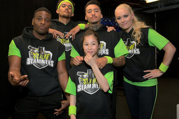 Trae Young Nickelodeon Kids' Choice Sports 2019 - Green Room