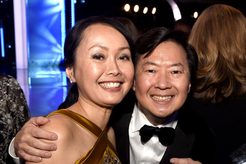 Tran Jeong 25th Annual Screen Actors Guild Awards - Cocktail Reception
