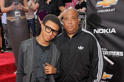 Diggy Simmons Rev Run Photos Photo