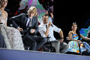 Josh Duhamel and Michael Bay Photos Photo