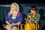"""Shakina Nayfack and Alexandra Billings attends the """"Transparent"""" screening at the 2019 Tribeca TV Festival at Regal Battery Park Cinemas on September 15, 2019 in New York City."""