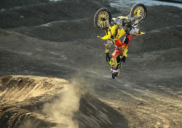 Freestyle motocross travis pastrana
