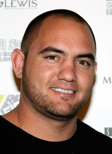 Travis Browne - Official Silver Star Casting Co. UFC 116 Pre-Party At Studio 54