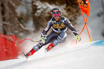 Travis Ganong Audi FIS Alpine Ski World Cup - Men's Downhill Training