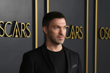 Travis Knight 92nd Oscars Nominees Luncheon - Arrivals
