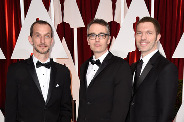 Travis Knight Arrivals at the 87th Annual Academy Awards — Part 3
