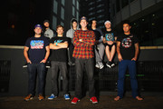 Josh Sheehan and Nitro Circus riders (l-r) Dov Rybnik Photos Photo