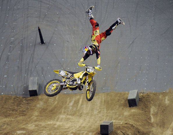 Travis Pastrana - Travis Pastrana Photos - X Games 16 - Zimbio