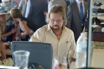 Travis Tritt 142nd Kentucky Derby - Celebrities Seen Around Churchill Downs