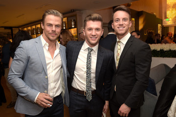 Travis Wall 2015 Entertainment Weekly Pre-Emmy Party - Inside