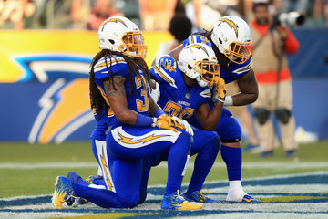 Tre Boston Cleveland Browns vLos Angeles Chargers