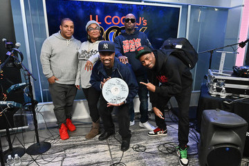 Treach DJ Kay Gee Naughty By Nature Perform On LL Cool J's Rock The Bells Radio On SiriusXM