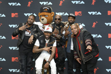 Treach DJ Kay Gee 2019 MTV Video Music Awards - Press Room