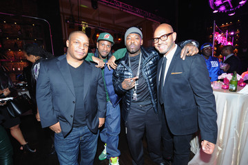Treach DJ Kay Gee The Essence 2015 Upfront: Previews