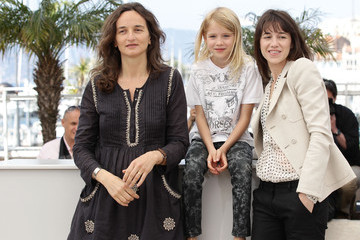 Charlotte Gainsbourg Morgana Davies The Tree - Photocall:63rd Cannes Film Festival
