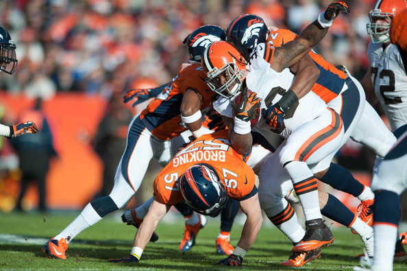 Trent Richardson Pictures Cleveland Browns V Denver Broncos Zimbio