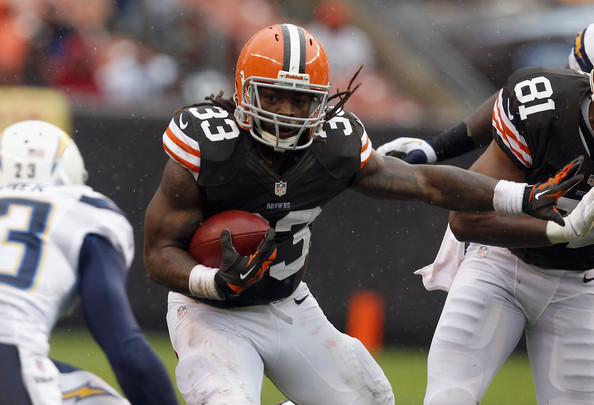 Trent Richardson - Cleveland Browns