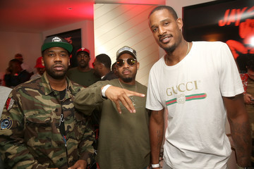 Trevor Ariza Jay 305 Taking All Bets Album Preview Party