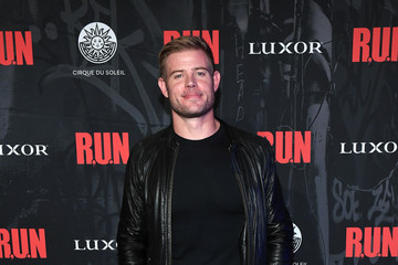 """Trevor Donovan Grand Opening Night For """"R.U.N - The First Live Action Thriller"""" Presented By Cirque du Soleil"""