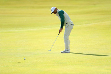 Trevor Immelman Alfred Dunhill Links Championship - Day One