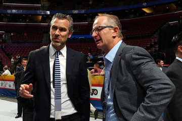 Trevor Linden 2015 NHL Draft - Rounds 2-7